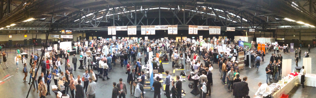 Overview of Disrupt Berlin